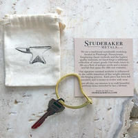 Studebaker Metals  / Key ring