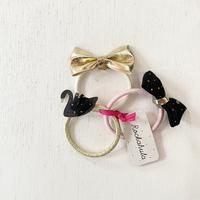 Rockahula kids /  Hair tie  Ribbon & Swan