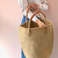 Sisal Basket  / L