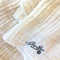 Bath Towel in Linen & Organic Cotton