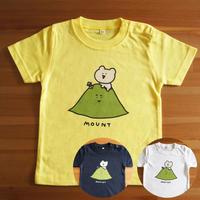 くまごろーベビーTシャツ(おやまの赤ちゃん)