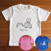 くまごろーベビーTシャツ(ぱおぱお)