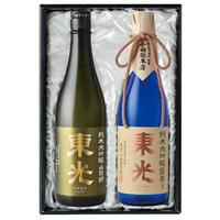 東光純米大吟醸セットA  720 mL × 2本 (P-265)