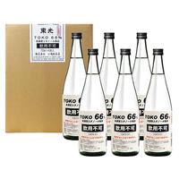 【消毒用・飲料不可】TOKO66% 高濃度エタノール 6本