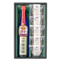 東光吟醸梅酒、青梅のゼリーセット (P801)