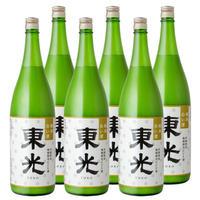 「東光純米白い酒」1.8L お買い得6本セット (W-271)