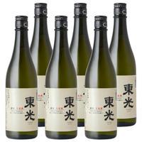 【要冷蔵】東光純米生原酒 720mL お買い得6本セット (W-272)