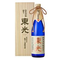 東光 純米大吟醸袋吊り 1800ml(桐箱入)