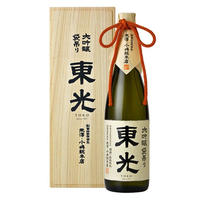 東光 大吟醸袋吊り 720ml(桐箱入)