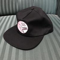 T.U.  classic H-Bird Hat BLACK