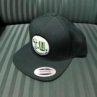T.U. Twill Snapback Hat Green