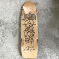 Bulldog Skates GasHeadⅡ(Wes Humpstonサイン入り)