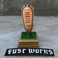 fustworks shift knob SN43