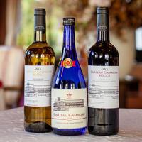 蒲郡クラシックホテル オリジナル日本酒・白・赤ワイン3本セット