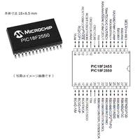PIC18F2550-I/SO 5個単位の販売価格です