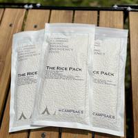 【送料無料】CAMPSAILS The Rice Pack 無洗米(150g1合) 3個セット