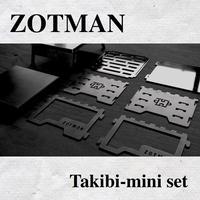 ZOTMAN Takibi-mini SET