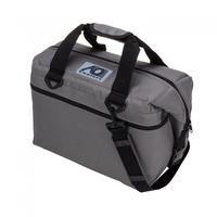 AO Coolers 24パック キャンバス ソフトクーラー チャコール