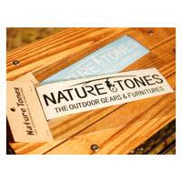 NATURETONES カッティングステッカー  Lサイズ