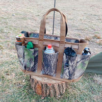 Hanpty Deco CAMP VEGE BAG Real tree