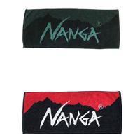 NANGA LOGO FACE TOWEL