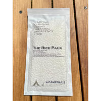CAMPSAILS The Rice Pack 無洗米(150g1合)