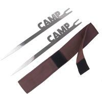 『5月中旬発送分』37CAMP カトリペグ ポリッシュシルバー