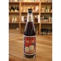 寒紅梅 黒糖にごり梅酒  720ml / 寒紅梅酒造