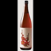 花札の梅酒/八木酒造