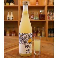塩ゆず 720ml / 北島酒造