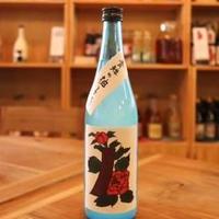 青短の柚子酒 牡丹に青短 720ml / 八木酒造