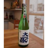 【 冬季数量限定酒 】純米無濾過生原酒 大洋盛 720ml / 大洋酒造株式会社