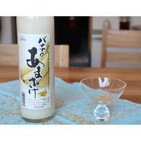 バナナのあまざけ 500ml / 梅ヶ枝酒造