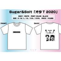 【受注生産】Sugar&Solt「オタT 2020」