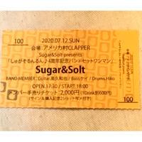 【4周年記念】ワンマンチケット【バンドセット】