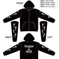 【パーカー】Sugar&Solt2019パーカー【通販限定】