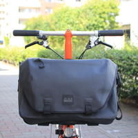 BROMPTON Messenger Waterproof Bag 20L [Black]