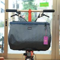 BROMPTON Basket Bag Liberty 23L [Navy]