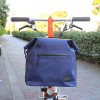 BROMPTON Roll Top Waterproof Bag 9L [Navy]