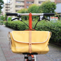 BROMPTON Shoulder Bag 9L [Yellow]