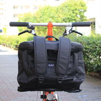 BROMPTON Backpack 14L [Black]