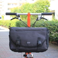 BROMPTON Messenger Bag 13L [Black]