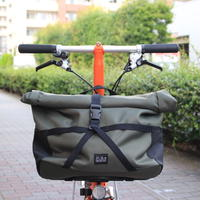BROMPTON Roll Top Bag 14L [Olive Green]