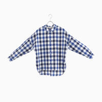 194829 ブロックチェックシャツ