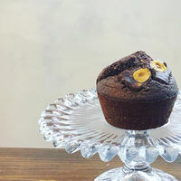 ジャンドゥーヤ Gianduja muffin vegan