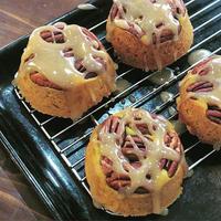 スティッキーキャラメルピーカン Stiky Caramel Pecan Muffin Vegan