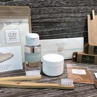 歯磨きペーストキット(Go Bamboo 歯ブラシ付き)