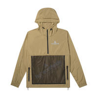 HUF / WIRE FRAME 2.0 ANORAK(DRIED HERB)