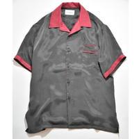 Black Weirdos / Saddam Boeling Shirt  (Chacoal)