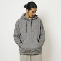 SON OF THE CHEESE / Plaid Hoodie (BEIGE CHECK)